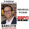 Frozen Food Sales Hit $3 Billion    Dr. David Barczyk discusses LIVE (5/24/18)