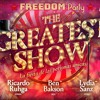 MADRID PRIDE - FREEDOM THE GREATEST SHOW - RICARDO RUHGA #PODCAST