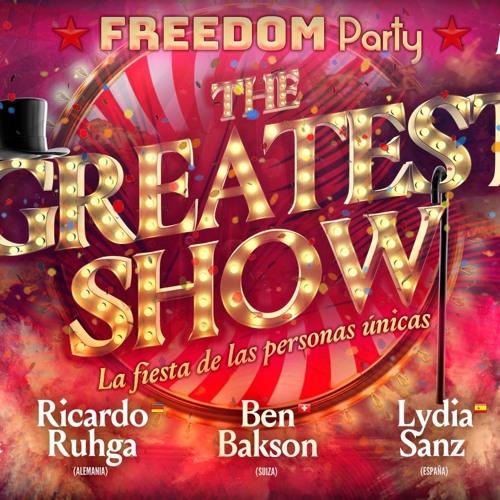 MADRID PRIDE - FREEDOM THE GREATEST SHOW - RICARDO RUHGA #PODCAST