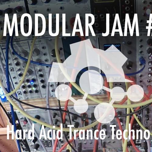 Modular Jam #8: Hard Acid Trance Techno by verzerren | Free