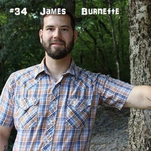 #34 James Burnette