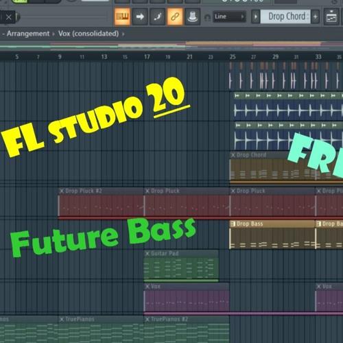 FL Studio 20 Project - Free FLP [Future Bass]