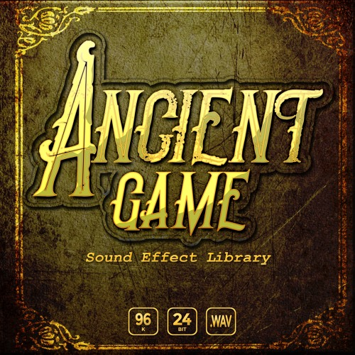 Ancient Game - RPG Adventure Game Sound Library
