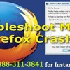 Call 1-888-311-3841 For How To Fix Mozilla Firefox Crash Problem
