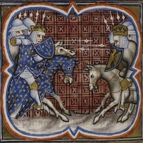 La bataille de Bouvines (27 juillet 1214)
