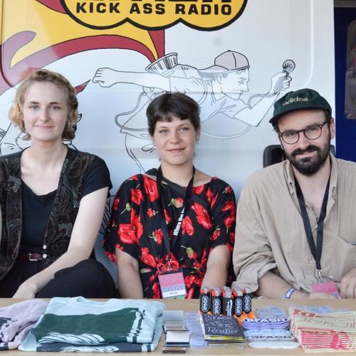 Bad Bonn Kilbi 2018: Die Sister mit dem East