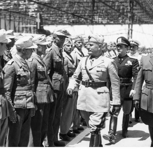 Mussolini et le fascisme italien