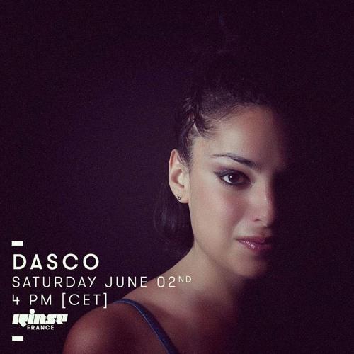 DASCO on Rinse FM - Special Disco set 02.06.18