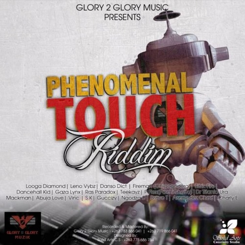 Looga Diamond - Better Better (Phenomenal Touch Riddim 2018) Joe Grind, Glory to Glory