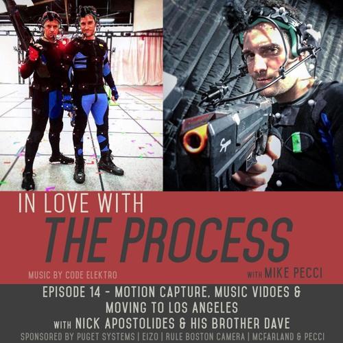 EP14   Moving to LA(feat. NICK APOSTOLIDES, DAVE APOSTOLIDES)