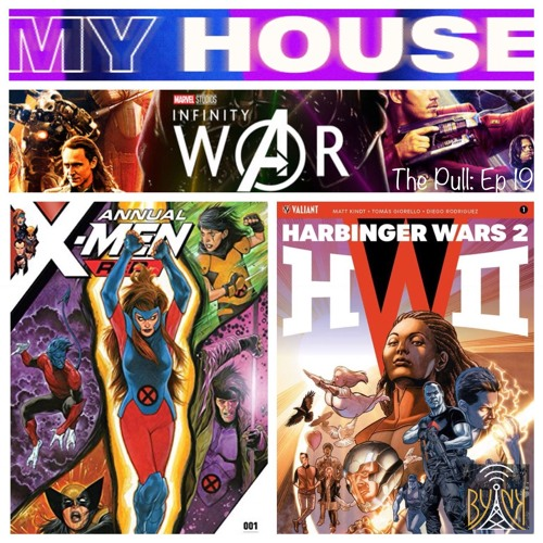 The Pull: Ep 19   Scarlet Witch, Jean and Livewire