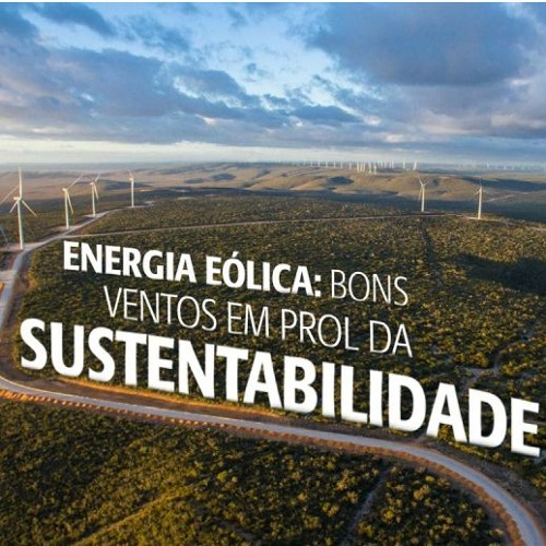 Energia Eólica / Conheça os componentes da Energia Eólica