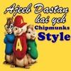 Ajeeb Dastan Hai Yeh (Cover) in Chipmunks Style 2018