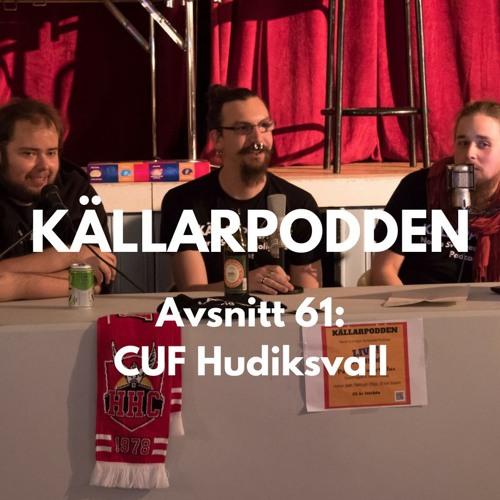 Avsnitt 61: CUF Hudiksvall
