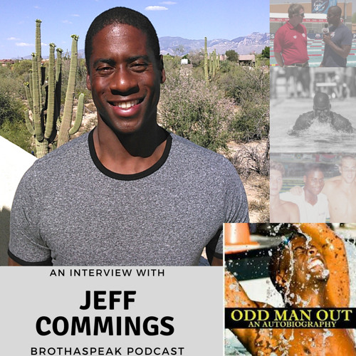 True Stories of a Gay Black Swimmer - Interview with Jeff Commings. Ep. 70