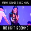 Ariana Grande - The Light Is Coming ft. Nicki Minaj [LIVE]