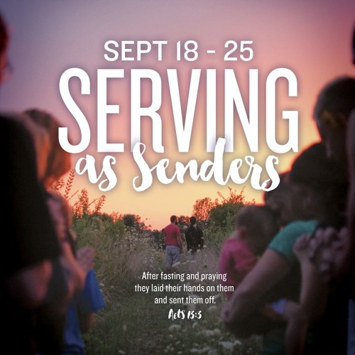 Serving as Senders - Missions Conference 2016