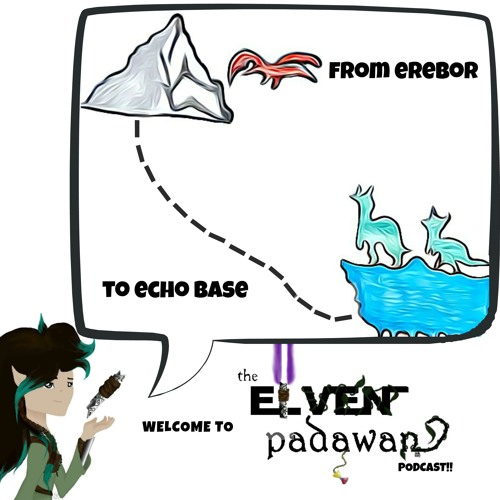 The Elven Padawan - #16 - LIVE from RathaCon 2018!!