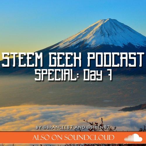 STEEM Geek Podcast Special - Day 7 : Nara & Namba
