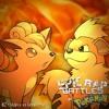 Vulpix vs Growlithe. Epic Rap Battles of Pokemon 2.