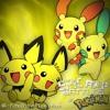 Pichu Bros vs Plusle & Minun. Epic Rap Battles of Pokemon 4.