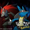 Lucario vs Zoroark. Epic Rap Battles of Pokemon 5.