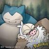Snorlax vs Slaking. Epic Rap Battles of Pokemon #14.