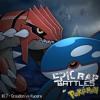 Groudon vs Kyogre. Epic Rap Battles of Pokemon #17