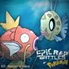 Magikarp vs Feebas. Epic Rap Battles of Pokemon 18.