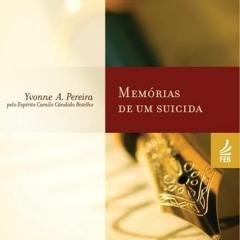 Livro Memorias de um Suicida em Audio Video Parte 01