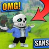 Sans Does The Dab In Fortnite