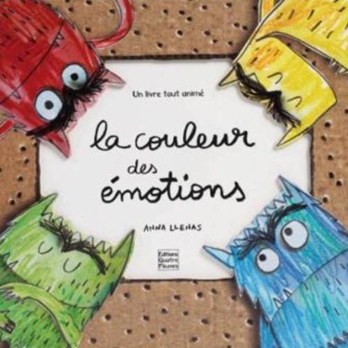 La couleur des émotions, un livre à recommander