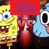 SpongeBob SquarePants Vs Gumball Watterson. Epic Rap Battles Of The World Season 1.