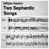 Two Sephardic Songs: II. Porque llorax