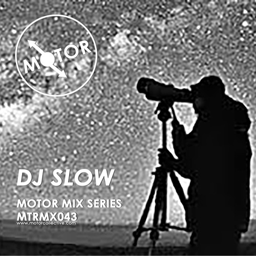 MTRMX043 - DJ SLOW - MOTOR MIX SERIES