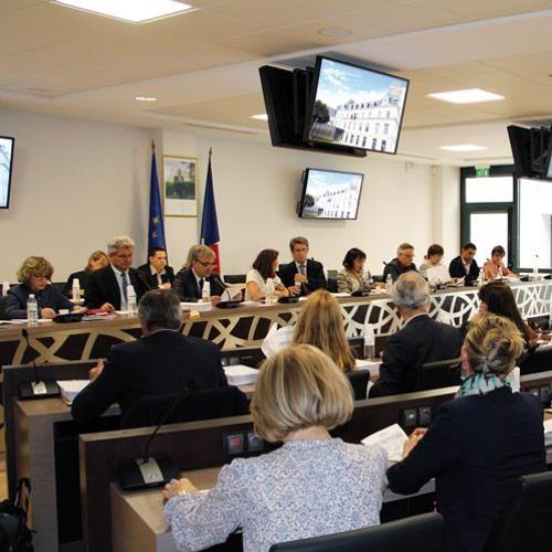 Conseil municipal du 1er juin 2018