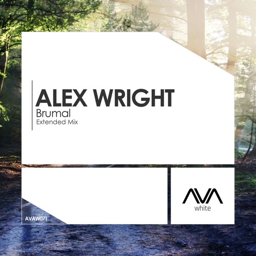 AVAW071 - Alex Wright - Brumal *Out Now!*