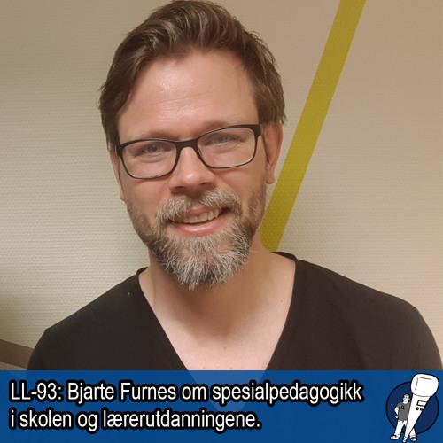 LL-93: Bjarte Furnes om spesialpedagogikk i skolen og lærerutdanningen