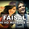 Tumhi Ho Mehboob Mere Masood Rana Song Cover By Faisal