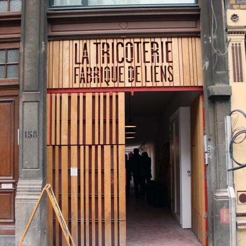 Radioscopie Saint Gilles - La Tricoterie - Xavier Campion