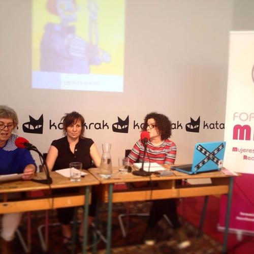 Myriam Cameros y María Castejón:  Humor gráfico y ciberfeminismo