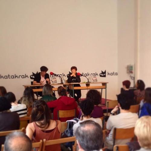 Maria Pazos «Contra el patriarcado»