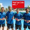 Auf ne Coke mit der Mannschaft