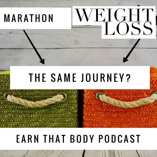 #96 How a Marathon is Like Weight Loss!
