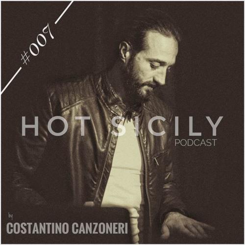 Costantino Canzoneri - Hot Sicily Podcast #007