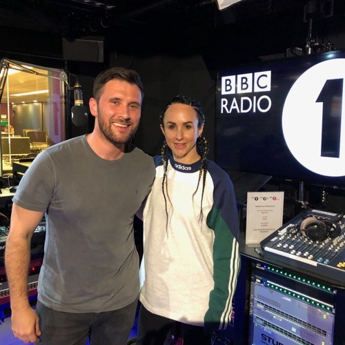 Hannah Wants live on BBC Radio 1 w/ guests Sam Divine & Low Steppa - 11.05.18