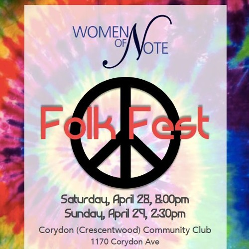 A Women of Note Folk Fest 2018