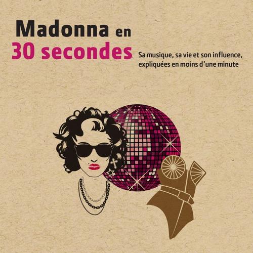 Billy Robinson parle du livre Madonna en 30 secondes