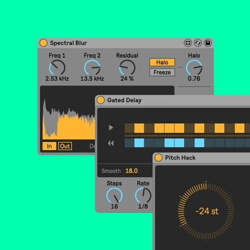 Creative Extensions by Ableton