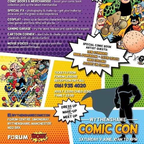 Wythenshawe Comic Con 2018